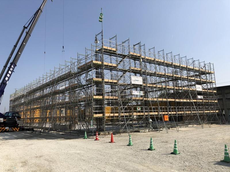 福山浄水場施設更新整備事業
