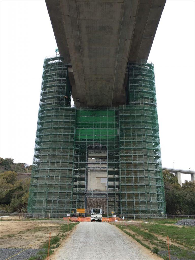 櫃石島橋梁耐震補強工事