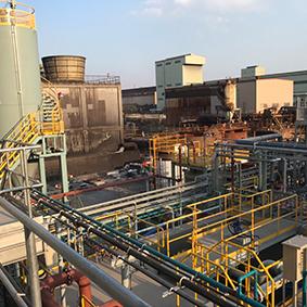 3CAL 酸洗廃水処理設備