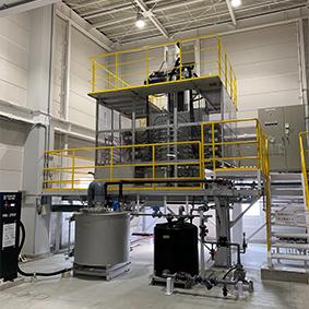 熊山MZ生産設備新設工事